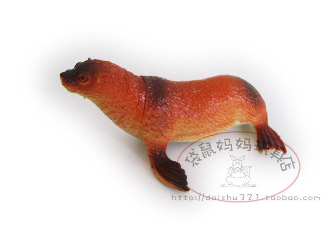 Sh ocean animal toy ocean animal model 7cm long 11cm(China (Mainland))