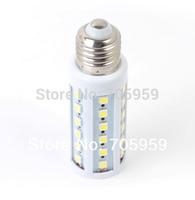 hot sale 41leds SMD5050 LED lamp 650LM led corn light E27/E26/E14/B22 warm white 8W AC110V/220V  bulbs lamps