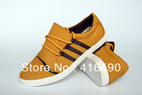 Free shipping 2013 fashion new arrivel Autumn the trend of casual shoes flat unique classic canvas shoes