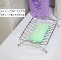 Free shipping bathroom products soap shelf Stainless steel