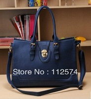 New  vintage messenger  Europe and America style woman handbag