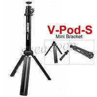 sonnovel LT-02 FOTOMATE V-POD-S Height Adjustable Mini Tripod K8G for SLR DSLR DV Camera Canon Nikon