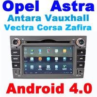 Car DVD with Android 4.0 for OPEL ASTRA VECTRA CORSA ANTARA COMBO built in 3G GPS PIP RDS CDC FM AM &amp;amp; Free Shipping