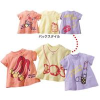 Free shipping tshirt child 100% T-shirt cotton short-sleeve top children's clothing baby unisex short sleeve summer tops 12pcs