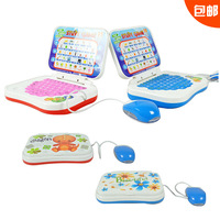 Baby infantil ploughboys pre-teaching learning machine educational musical toy computer kids tablet y pad the table computer