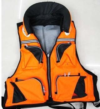 fishing swimming safety coat survive life jacket vest coat