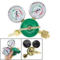 "0.413"" Adjusting Screw Double Gauge Oxygen Reductor Regulator Free shipping"