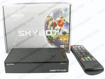 Original Skybox S12 HD PVR mini satellite tv receiver free shipping