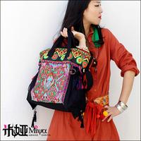 2013 New Arrival Ladies Handbag Fashion Bohemia Bag Miya Embrodery Shoulder Bag