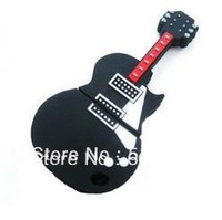Free shipping Guitar USB 8GB Flash Memory Stick Pen Drive Disk for Laptop Computer#8493