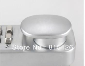 Free shipping Mechanical combination lock, the password locks, trick lock, the wooden door combination lock