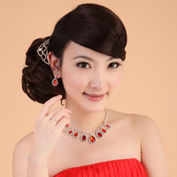 The bride the bride accessories marriage accessories the bride necklace bride chain sets wedding accessories xl033