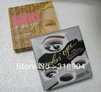 Free shipping ! makeup set smokinn eyes sexy a-go-go eyeshadow brow makeover set