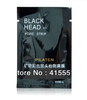 EMS/DHL Free Shipping Deep Cleansing Nose Blackhead Remover Mask Face Treatment Pore Strip 1500pcs/lot