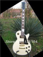 Best New VOS Top Quality electric guitar China Guitar With locking Tremolo beige