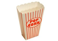 New booming store / free shipping wholesale and retail MOQ 1000pcs per lot lovely popcorn boxes like cup shape promotion