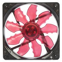 12cm computer case fan silent computer fan led fan power supply fan boxed
