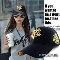 Free shipping  Baseball hat lovers hip-hop cap