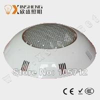 ABS cover IP68 waterproof swimming pool light for China Post Air Mail Free with Dropship