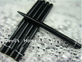 Free shipping 3pcs/set Hot selling Waterproof automatic eyeliner pencil / lowest price girl lovest eyeliner