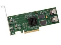 LSI00182 - LSI SAS 3081E-R 3Gb/s SAS HBA, 8-Port Controller Card. RAID 0, 1, 1E, 10E Support. SGL-OEM  Free shipping