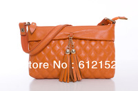 2013 spring Womens Hand Bag genuine leather bags Lady Handbag Tote Shoulder Free shipping