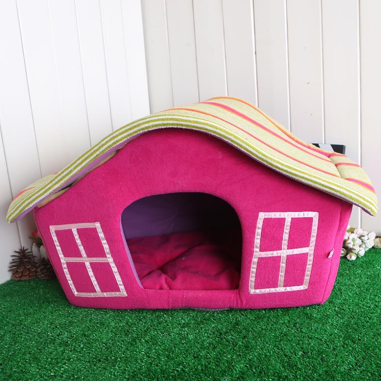 Собачий домик своими руками фото