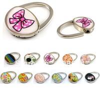 Free shipping fashion lovely bowknot handbag sharp bag hooks folding purse hangers WD100 wholesale