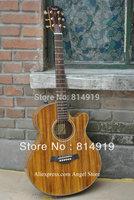 K24CE Koa Series Electric Acoustic guitar HOT SALE In Stock