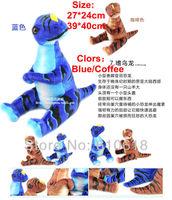 Free Shipping 1 Pcs 40cm Tropic Birds Dragon Simulation Jurassic Dinosaur Children's Educational Toys Plush Toy Doll Model