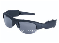Factory price,Hight quality Sunglasses camera DVR with retail box,before shipping 100% test