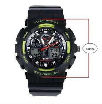 Free Shipping New High Quality SKMAI Fashion Water-proof Girls Digital Sport Watch Climbing Wristwatches