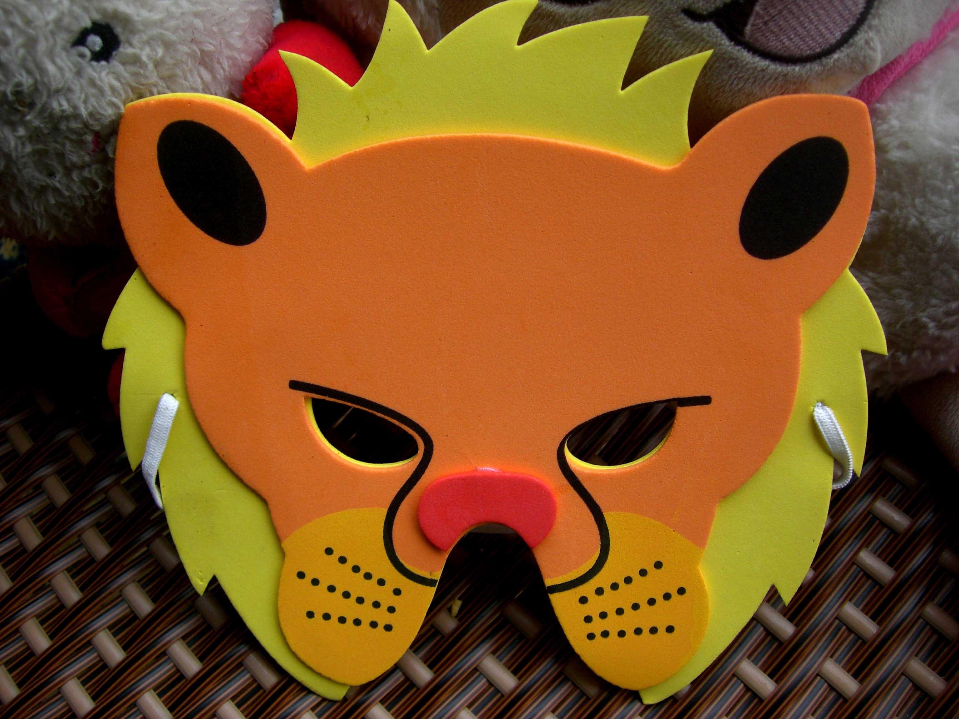 Lion Mask Series mask lion mask