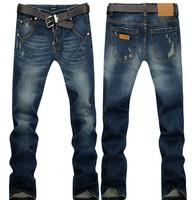 2013 spring D2 power of the waist in the Korean version, jeans, men's jeans 5pcs