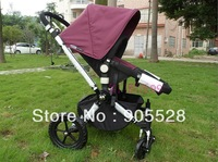 free shipping bugaboo cameleon stroller high quality and competitive price bugaboo donkey baby carriage  purple colour
