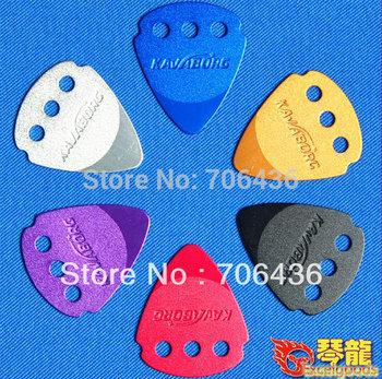 Wholesale metal guitar dial the slice of aviation aluminum alloy 6 color optional 6PCS/lots