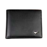 2013 free shipping, Wallet SEPTWOLVES male cowhide short wallet design genuine leather purse 3a0813161-01 factory directly sales