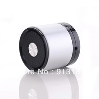 20pcs A61 Bluetooth Speaker stereo with MIC Hands-free Lin-in FM/TF Card Function for MP3 /iPad/ iPhone Free DHL