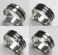 New Arrival Fashion Titanium steel Ring Stainless Steel Ring for women ring men rings