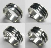 New Arrival Fashion Titanium steel Ring Stainless Steel Ring for women ring men rings