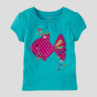 FREE SHIPPING baby t-shirt,wholesale 6pcs/lot boy's tshirt,children tops 104 girls wear