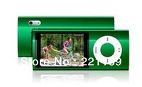 1pcs 5th Generation 8GB mp4 with camera,FM Radio Video Music & Free Shipping