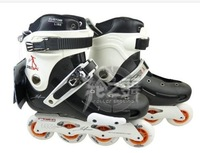 Of 120-metre-tall frm roller shoes flower adult slalom skates skating shoes adult seba skeeler