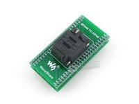 QFN48 TO DIP48 QFN48 MLF48 MLP48 IC Test Socket Programming Adapter 0.5mm Pitch + Free Shipping