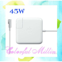 45W MagSafe Power Adapter Laptop Charger For Apple Macbook Air A1374 Free Shipping