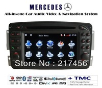 Mercedes Benz G W463 W467   GPS DVD Radio HD Screen PIP TMC Navigation player