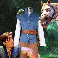 Tangled Flynn Rider costume cosplay