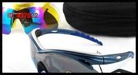 Free shipping + 5 lenses riding eyewear outdoor ride mirror polarized night vision goggles sunglasses myopia sports eyewear
