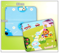 Baby seat baby crawling pad climb a pad game pad crawling blanket thickening pvc eco-friendly