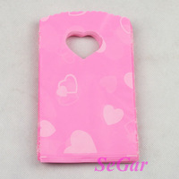 Free Shipping 500 High Quality Plastic Retail Gift Shopping Bags 15X9cm TVL-XA0915-25